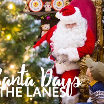 Santa Days at The Lanes