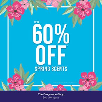 TFS spring sale scents 2019