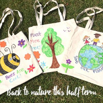 Get back to nature this half term