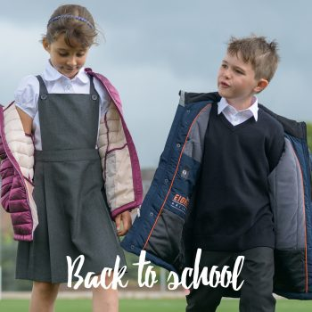 Get kitted out for back to school at The Lanes