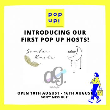 The Lanes Pop Up Shop