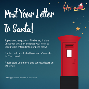 Post Your Letter To Santa!