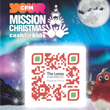 Cash For Kids – Mission Christmas!