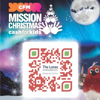 Cash For Kids – Mission Christmas!
