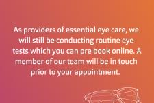 Vision Express Carlisle Updates 👓
