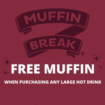 Muffin Break Open For Takeaway!