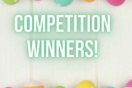 Easter Egg Competition Winners!