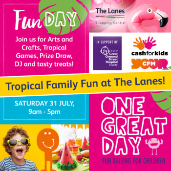 One Great Day 2021 Family Fundraising Event!