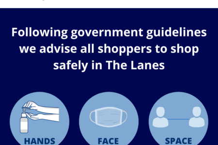 Shopping Safely In The Lanes