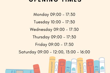 Carlisle Library Opening Times 📖